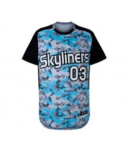 Field Baseball Jersey